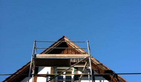 Ein Dach überm Kopf