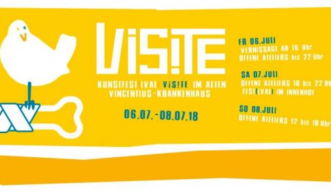 Kunstfestival ViS!TE im alten Vincentius-Krankenhaus